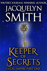 Fatal Empire: Keeper of Secrets cover