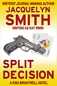 Split Decision Kira Brightwell cover