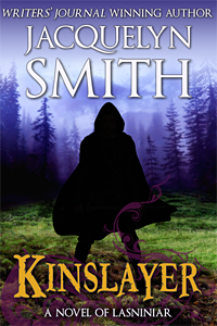 Kinslayer Lasniniar cover
