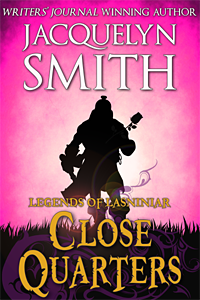 Legends of Lasniniar Close Quarters cover