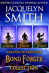 Legends of Lasniniar Bond Forger Collection cover