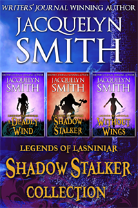 Legends of Lasniniar Shadow Stalker Collection cover