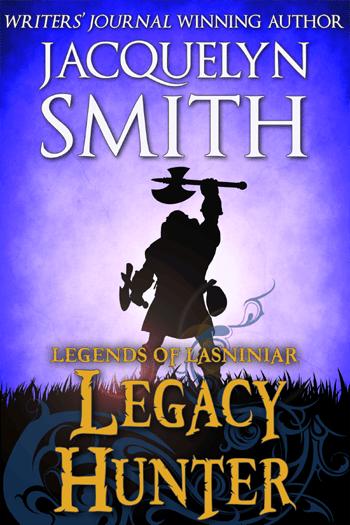 Legends of Lasniniar Legacy Hunter cover