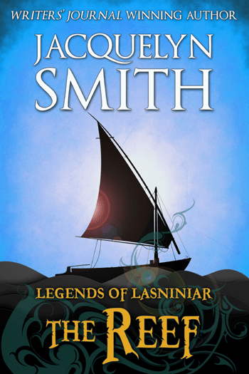 Legends of Lasniniar: The Reef cover