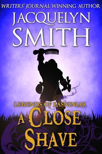 Legends of Lasniniar A Close Shave cover