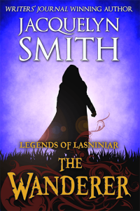 Legends of Lasniniar the Wanderer cover