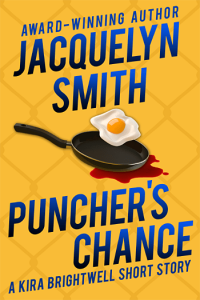 Puncher's Chance Kira Brightwell cover