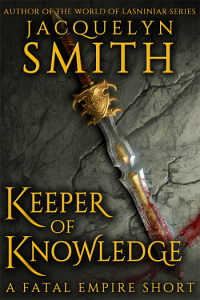 Keeper of Knowledge Fatal Empire cover